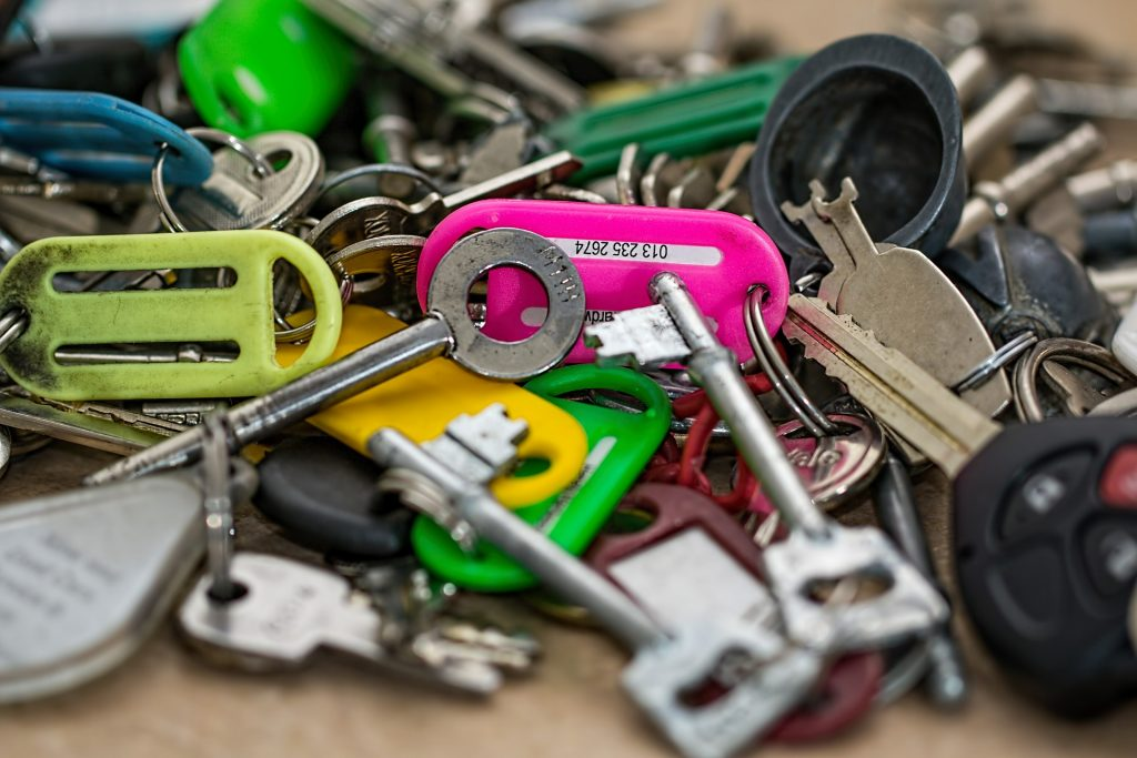 Many keys