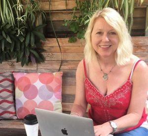 Catherine Watking working in Perth, Australia