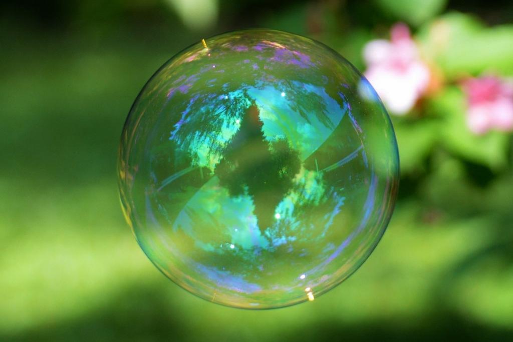 Staying Inside the Sales Bubble